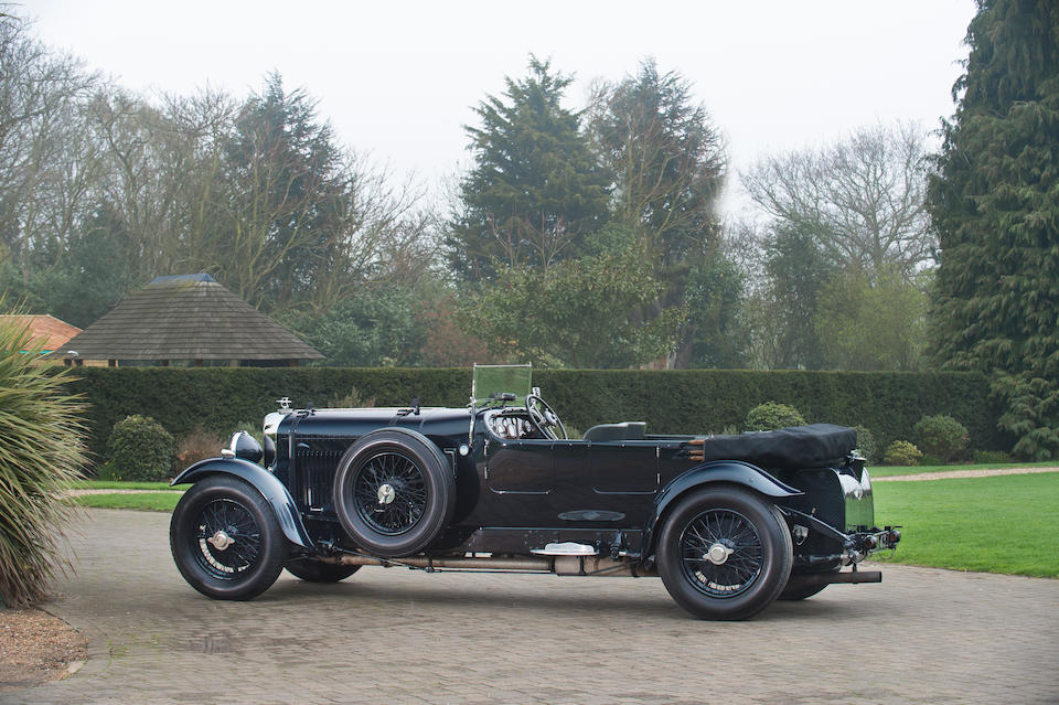 1931 Bentley  8-Litre Tourer  Chassis no. YR5094