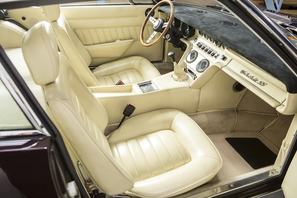 Multiple concours winner,1971 Maserati Ghibli SS 4.9-Litre Coupé  Chassis no. AM115/49.1956
