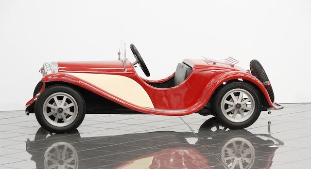 c.1980  Bugatti  Type 55 Junior by Stimula/De La Chapelle