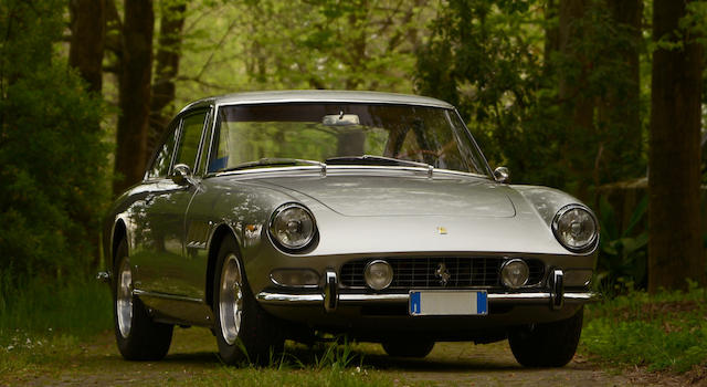 1967  Ferrari  330 GT 2+2 Series II Coupé  Chassis no. 9793