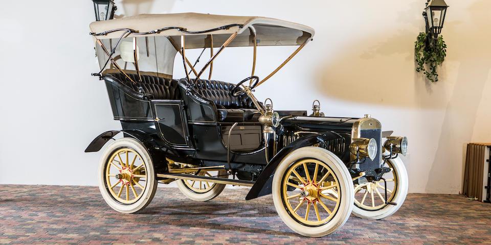 <b>1905 Ford MODEL B SIDE ENTRANCE TONNEAU</b><br />Engine no. 124