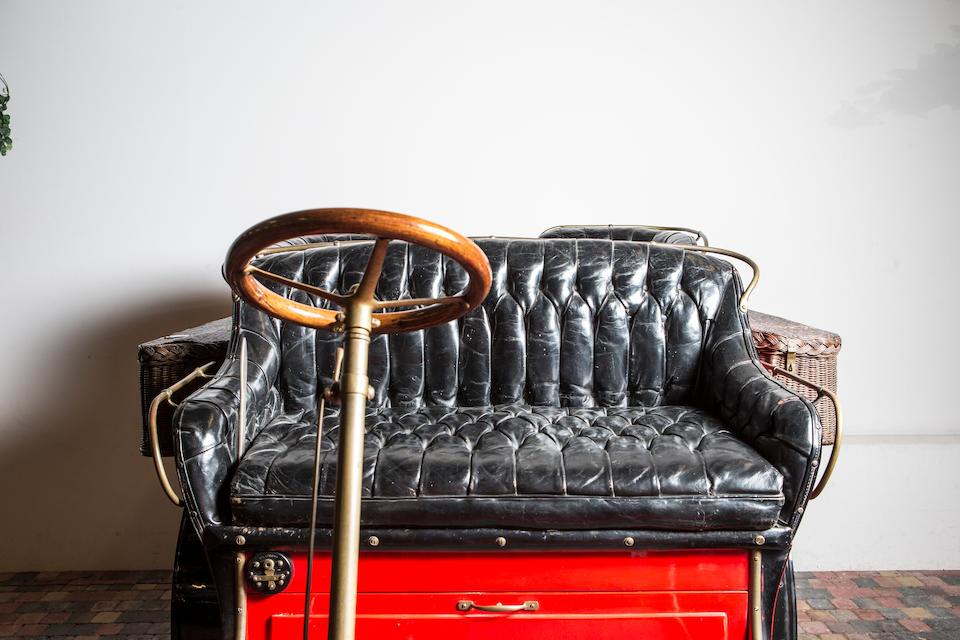 <b>1903 Ford Model A Open Tourer</b><br />Engine no. 68