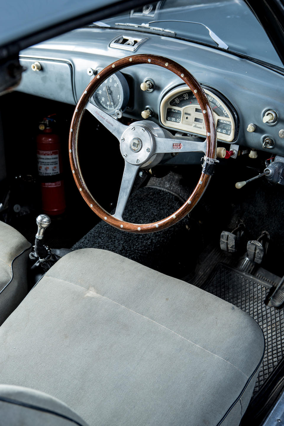 First owned by Piero Taruffi,1954 Lancia Appia Saloon  Chassis no. 5894