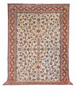 A fine Isfahan carpet  Central Persia, 470cm x 317cm