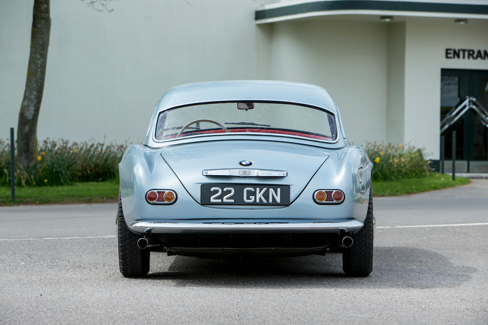 The John Surtees CBE, one owner from new,1957 BMW 507 Roadster with Hardtop  Chassis no. 70067