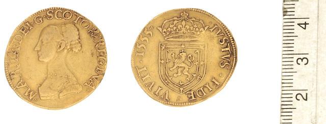 Scotland, Mary 1542-67,