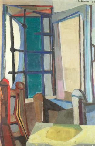 Giuseppe Santomaso (Italian, 1907-1990) 'Finestra'
