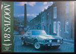 Aston Martin promotional and advertising prints,   ((6))