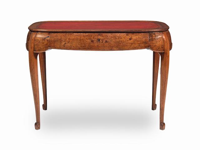 Süe et Mare An Art Deco Writing Table, circa 1930