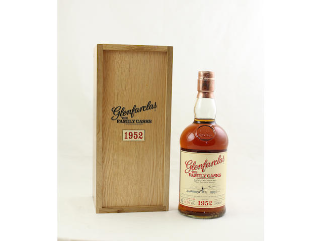 Glenfarclas The Family Casks-1952
