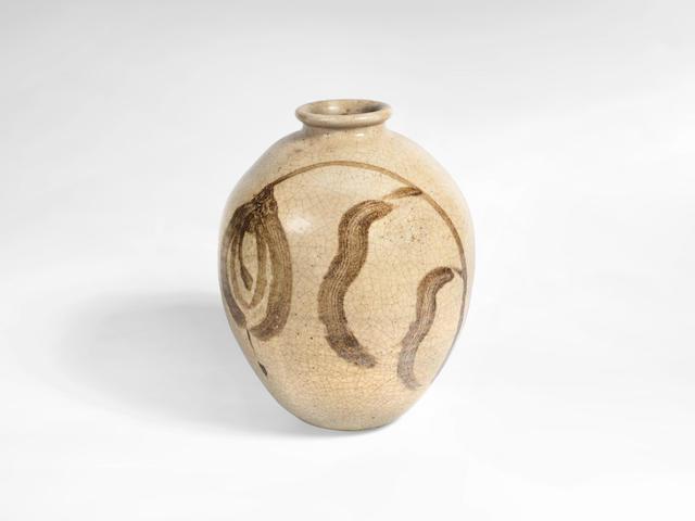 William Staite-Murray (British, 1881-1962) A Vase, circa 1930