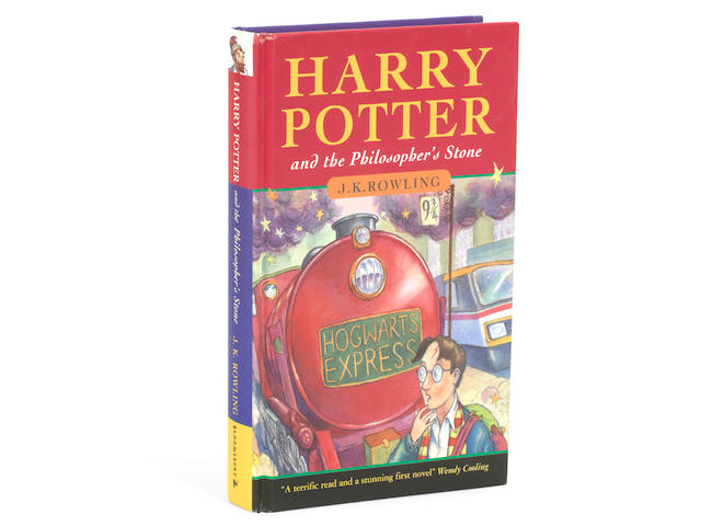 ROWLING (J.K.) Harry Potter & the Philosopher's Stone, FIRST EDITION, FIRST IMPRESSION, Bloomsbury, 1997