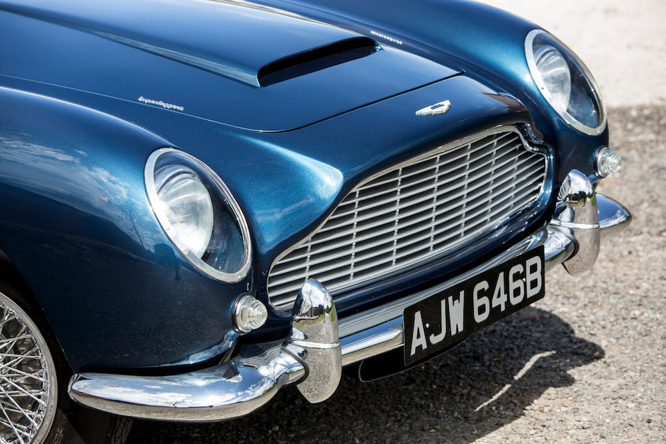 1964 Aston Martin DB5 4.2-Litre Sports Saloon  Chassis no. DB5/1614/R