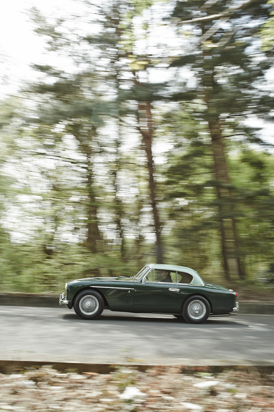 1956 Aston Martin  DB2/4 Mark II 3.7-Litre Coupé  Chassis no. AM300/1185