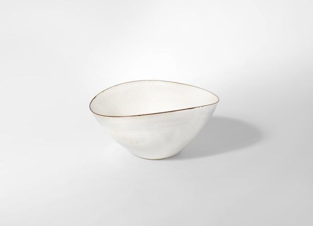 Dame Lucie Rie (British, Austrian 1902-1995) A Bowl, circa 1960