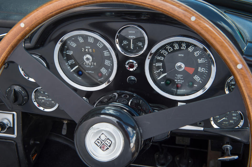 Previously the property of Jools Holland,1967 Aston Martin DB6 Mk1 Volante  Chassis no. DBVC/3659/R