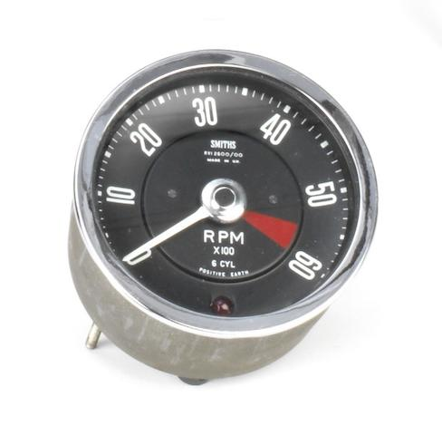 An original Smiths rev counter for Aston Martin DB5/6 models,