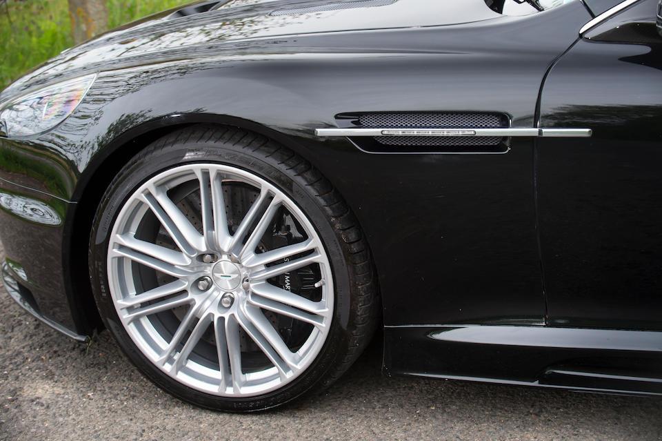 2008 Aston Martin DBS Coupé  Chassis no. SCFAA05DX9GE00055