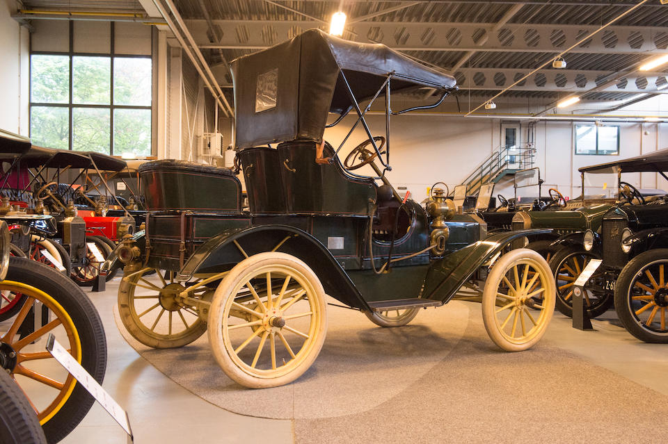 <b>1908 Ford Model S Runabout</b><br />Chassis no. 2267<br />Engine no. 2267