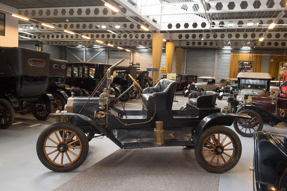 <b>1909 Ford Model T Runabout</b><br />Engine no. C44888