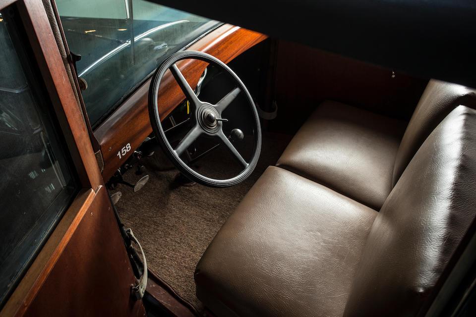 <b>1931 Ford MODEL AA CAMPER</b><br />Engine no. A4706886