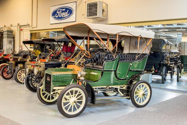 <b>1906 Ford MODEL F 16HP TWIN CYLINDER SIDE ENTRANCE TONNEAU</b><br />Engine no. F3467