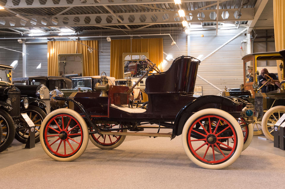 <b>1907 Ford Model R Runabout</b><br />Chassis no. 808<br />Engine no. 808