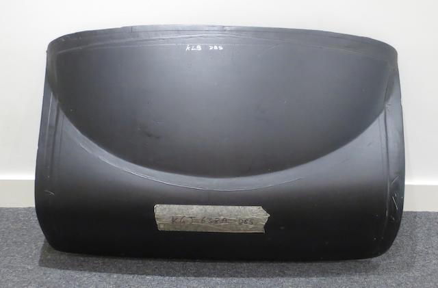 A fibreglass boot panel for Aston Martin DB5,   ((4))