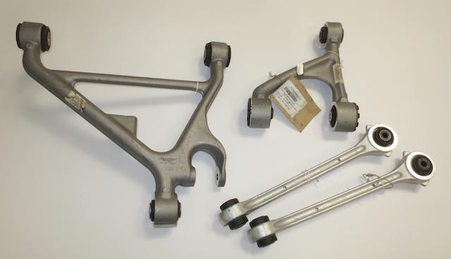 Aston Martin DB9 suspension parts,   ((4))