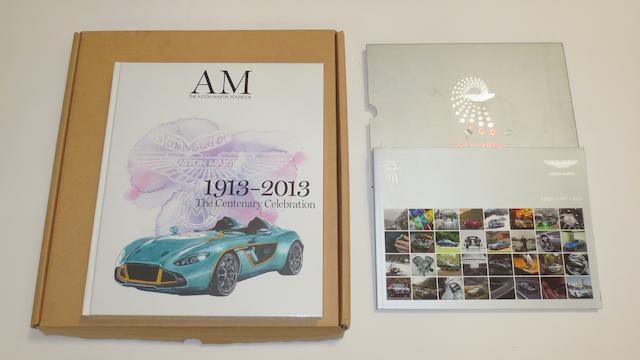 An Aston Martin 1913-2013 Centenary Yearbook,   ((2))