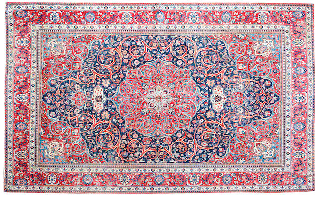 A North West persian carpet  472cm x 350cm