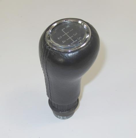 An Aston Martin V8 Vantage gear knob,   ((3))