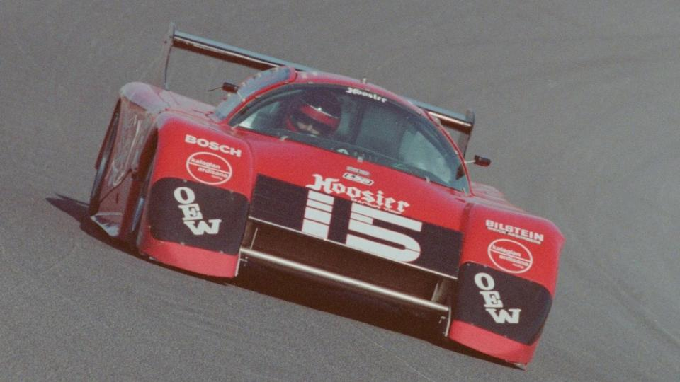 1984 March 84G-Chevrole Group C/GTP Sports Prototype  Chassis no. 84G-05