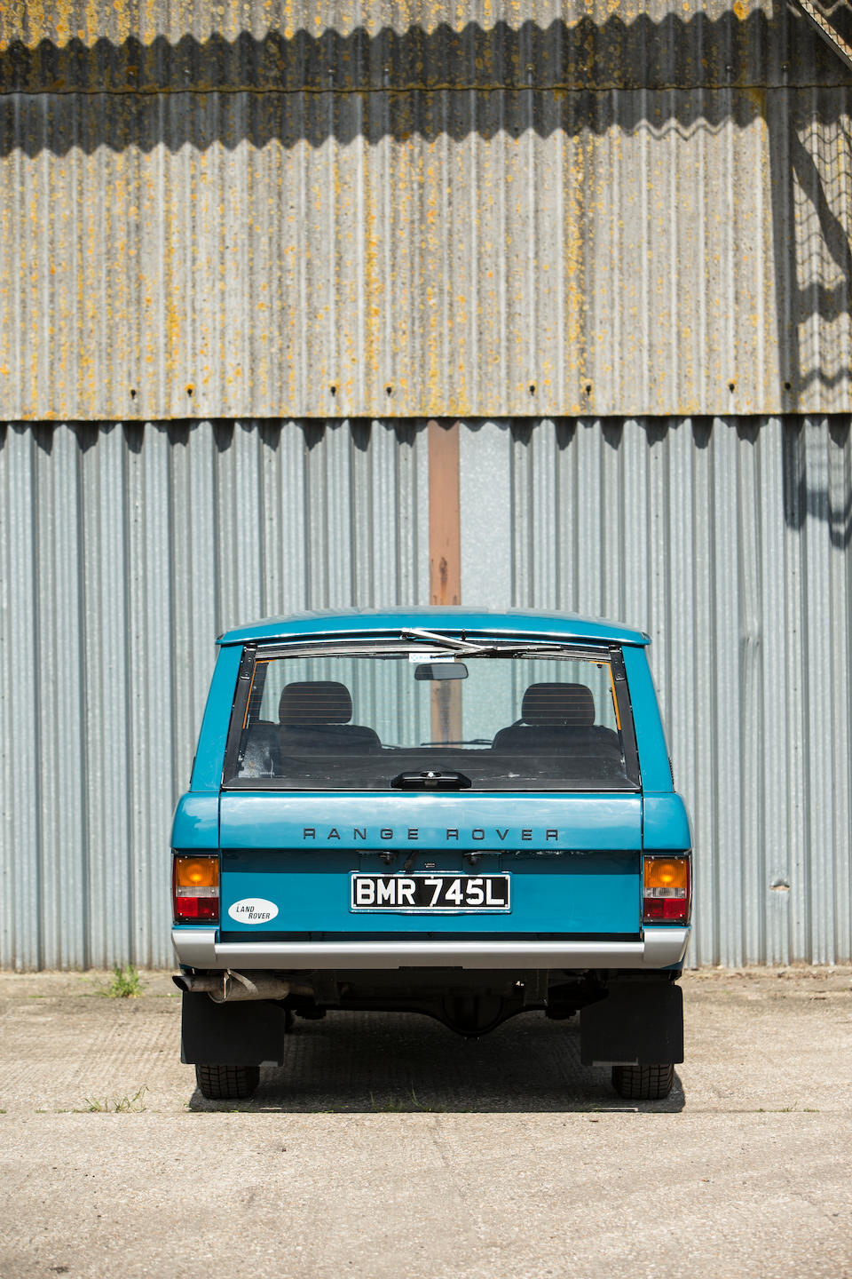 1972 Range Rover 4x4 Estate  Chassis no. 355-05144A