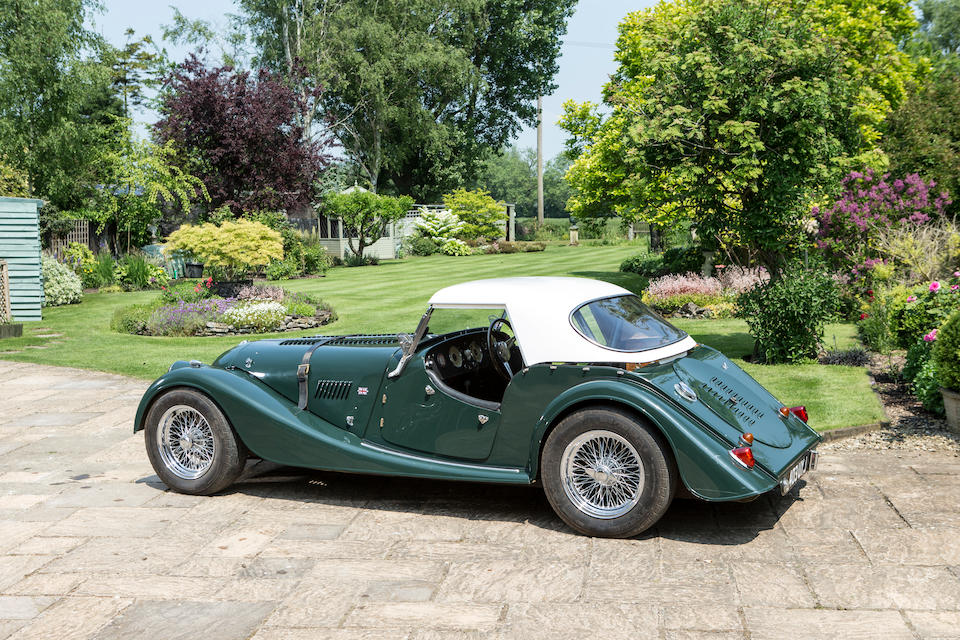 1959 Morgan Plus 4 2.1-Litre Competition Roadster  Chassis no. 4302