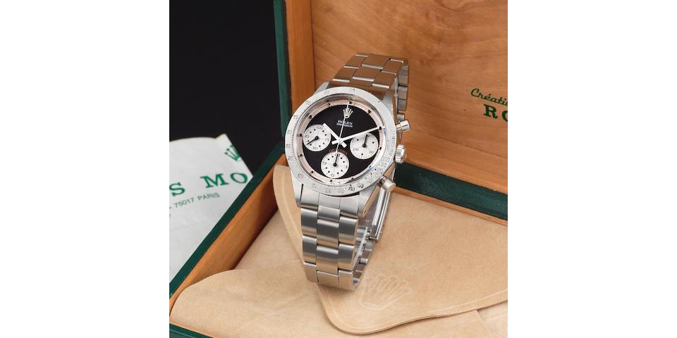 Bonhams Exceptional Paul Newman Daytona Leads Bonhams Fine Watches