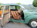 Ex-Paul Frère, 1960 24-Hours of Le Mans winner,1950 FIAT 500C 'Topolino' Giardiniera Woody   Chassis no. 218789