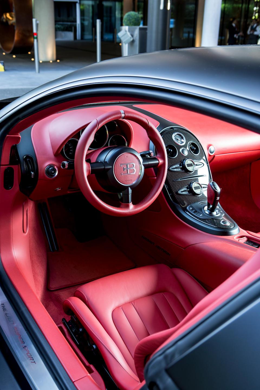 The Last Super Sport built, 2012 Bugatti Veyron Super Sport Coupé  Chassis no. VF9SG252X4M795031