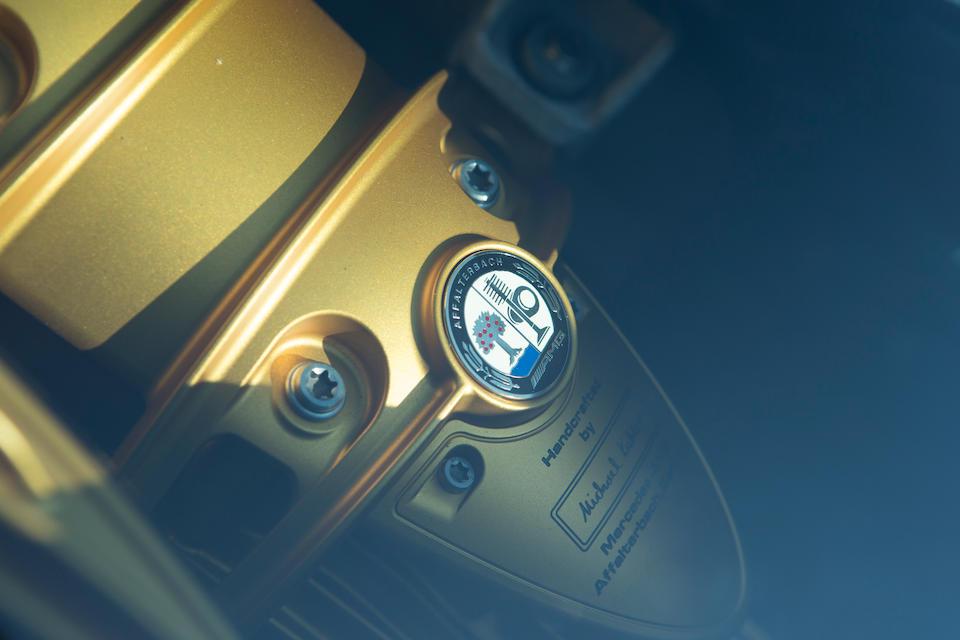 2016 Pagani Huayra Coupé  Chassis no. ZA9H11EAYYSF76109