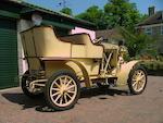 1905 Corre Type F Rear-entrance Tonneau  Chassis no. 129