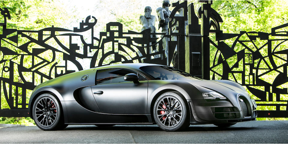 The Last Super Sport built, 2012 Bugatti Veyron Super Sport Coupé  Chassis no. VF9SG252X4M795031
