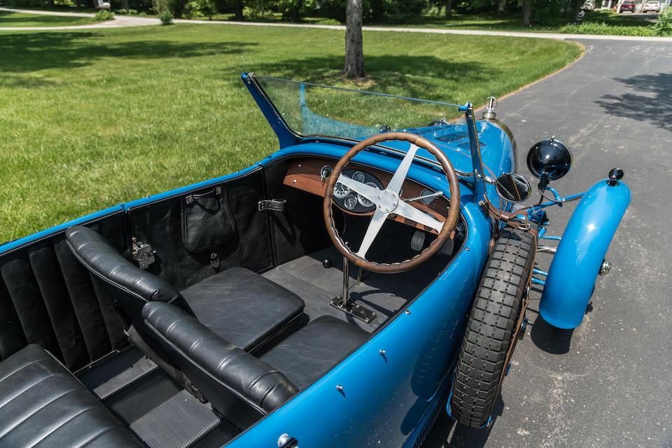 The ex-Henry Adamson,1928 Bugatti Type 40 Grand Sport  Chassis no. 40796