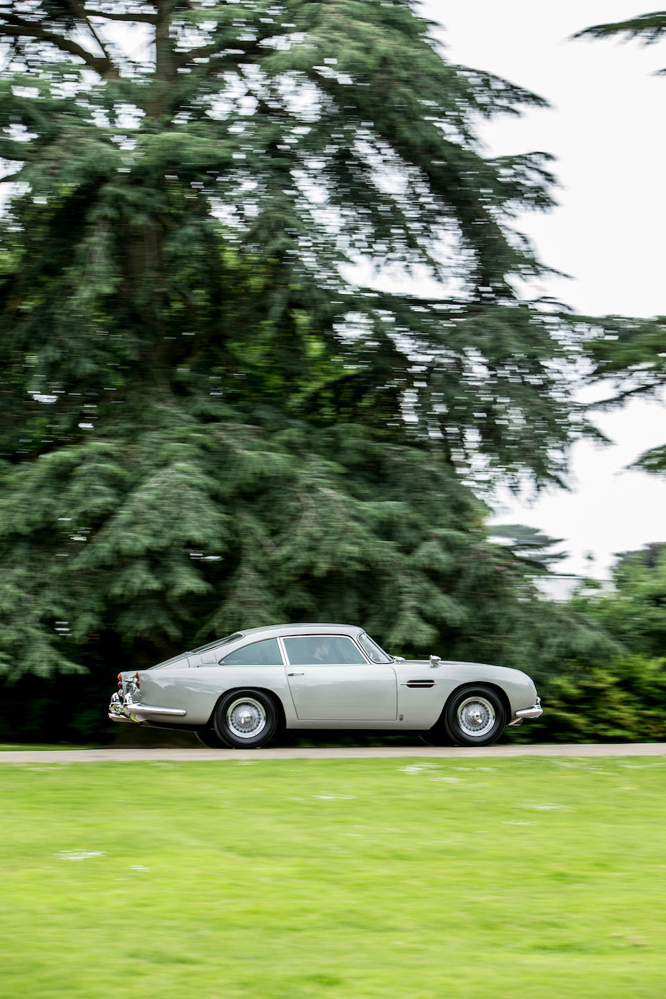 The ex-Eon Productions and as featured in the Motion Picture 'GoldenEye' driven by Pierce Brosnan as James Bond 1965  Aston Martin DB5 Sports Saloon  Chassis no. DB5/1885/R