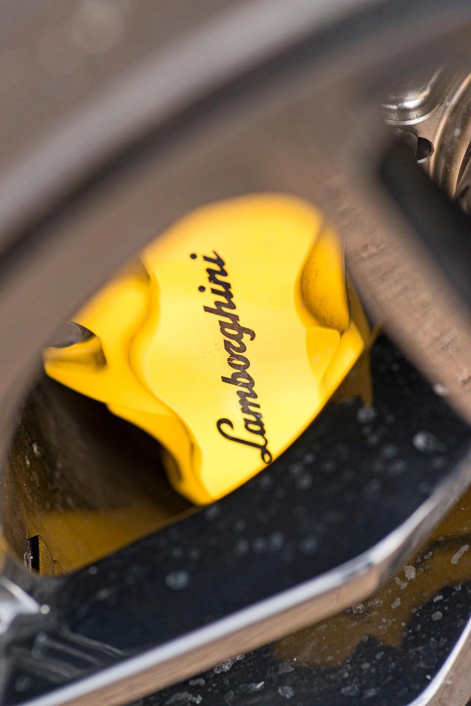 2009 Lamborghini Murciélago LP 670-4 Super Veloce Coupé  Chassis no. ZHWBE81H8ALA03817