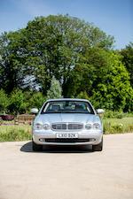 The ex-Baroness Thatcher,2010 Jaguar XJ8 LWB 'Armoured' Saloon  Chassis no. SAJAC91P76SH11143