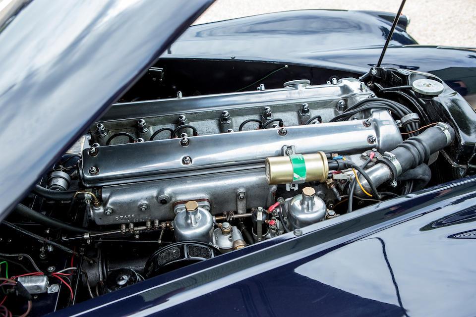 1955 Jaguar XK140 Drophead Coupé  Chassis no. S807077DN