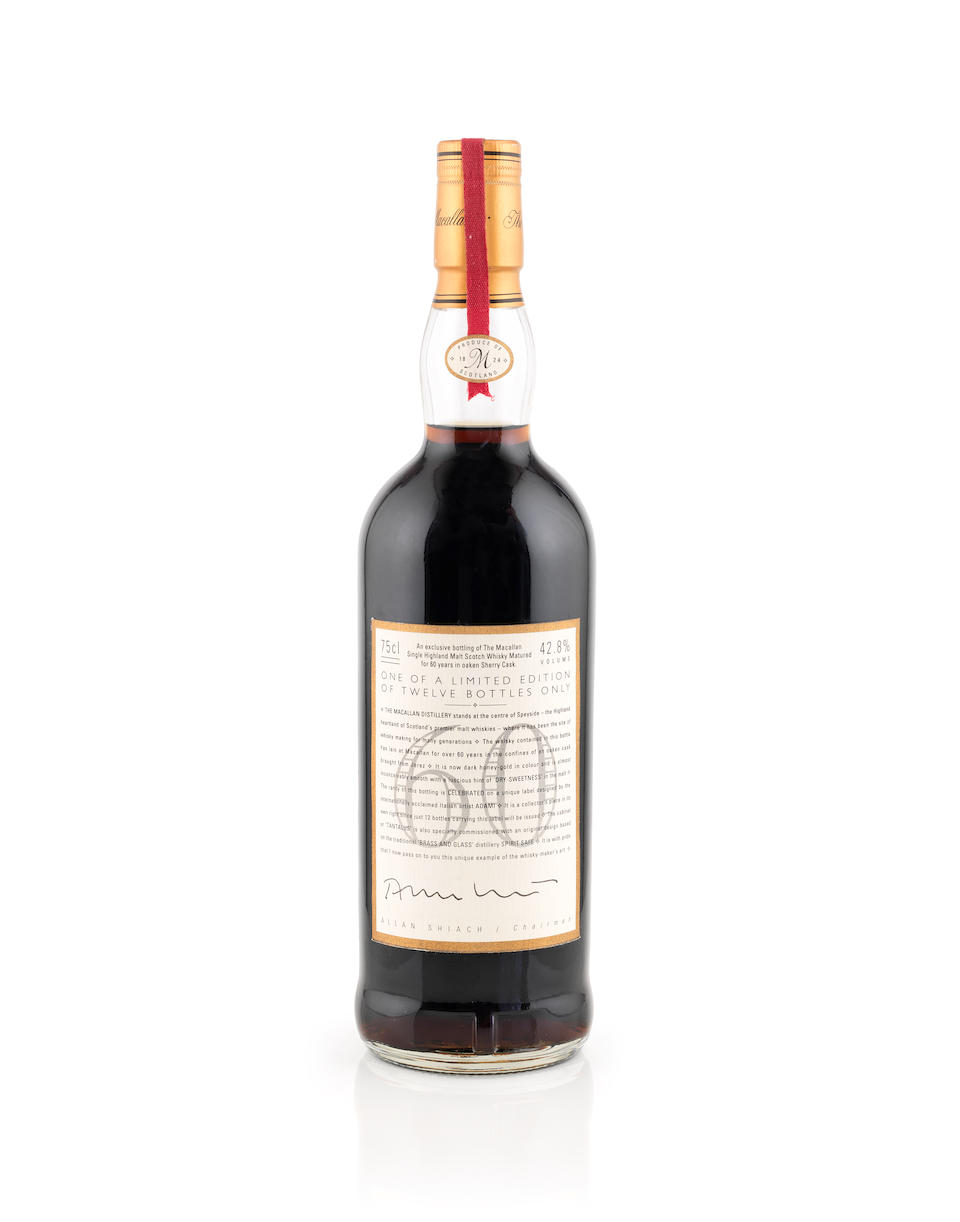 The Macallan-60 year old-1926