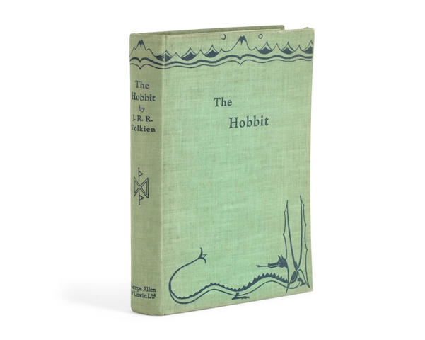 TOLKIEN (J.R.R.) The Hobbit or There and Back Again, FIRST EDITION, FIRST IMPRESSION, George Allen & Unwin, [1937]