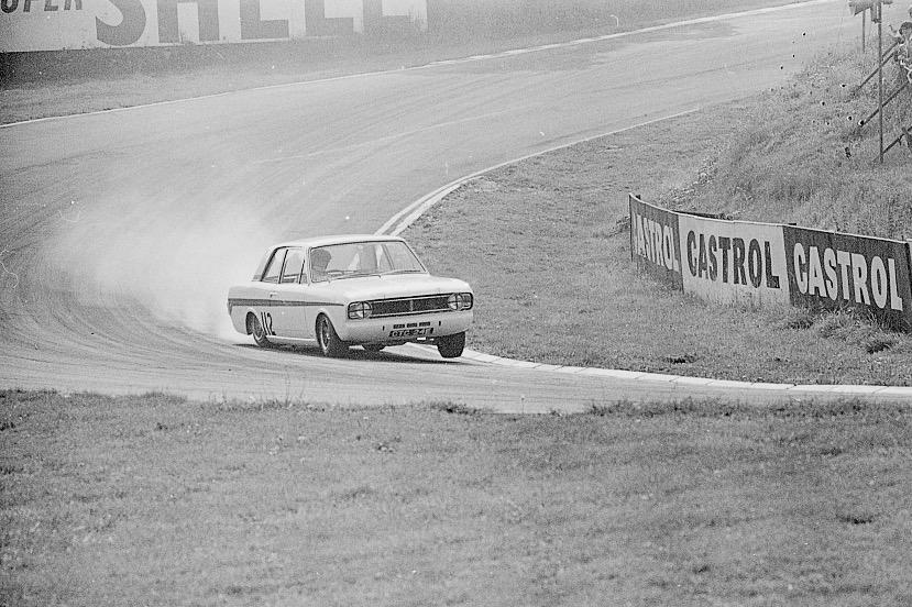 The ex-Team Lotus, Alan Mann Racing, Paul Hawkins/Jackie Ickx/Frank Gardner,1967 Ford Lotus Cortina MkII Competition Saloon  Chassis no. BA91GD12811