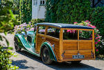 1937 Bentley 4¼-Litre 'Woodie' Shooting Brake  Chassis no. B142JD
